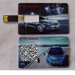 Flash quadrato su ordine 16GB 8GB (TF-0042) della scheda dell'azionamento 32GB dell'istantaneo del USB della carta di credito