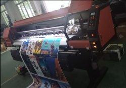 1900mm de gran formato Impresoras Eco solvente maquinaria de imprenta