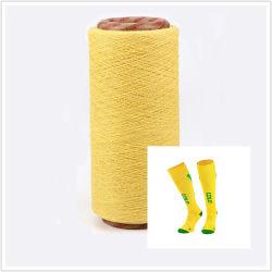 24s 26s ouvrir fin recyclé pour les fils de chaussettes de coton mélangé fils régénérée