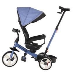 2020 nuevo triciclo Baby triciclo tres ruedas con asiento giratorio de 360