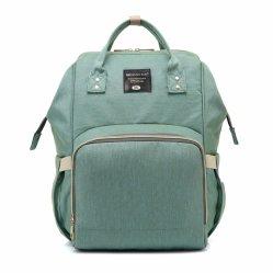 OEM-Китай Мами Bag Diaper Bag повседневная сумка для переноски ежедневной городской спортивный рюкзак верхней части стойки стабилизатора поперечной устойчивости движения рюкзак