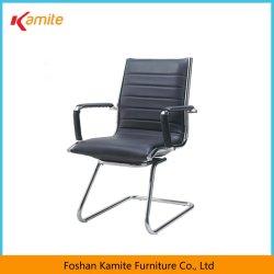 Стильный нижней части цены горячие продажи дешевой используется кожаные стулья хром металлический без колеса