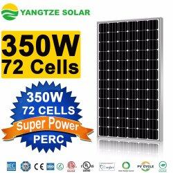 Monocrystalline 300 Вт, 310 Вт, 320 Вт, 330 Вт, 340 Вт 350W PV панелей и преобразователи