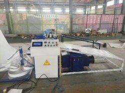 機械リボンの打抜き機中国を作るジャンボ袋の大きい袋のための自動ベルトの打抜き機FIBC