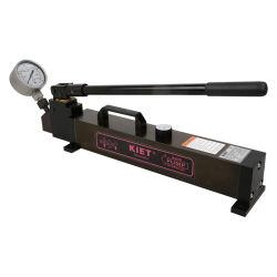 Pompa a mano idraulica ultra ad alta pressione per gli strumenti idraulici