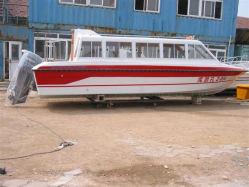 de Boot van de Redding van het Schip van het Leven van de Personen van 8.6m 29FT Fiberglass/GRP 18 voor Verkoop