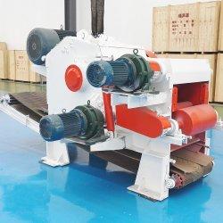 전기 유형 큰 수용량 목제 Chipper 슈레더