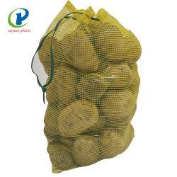 Knoflook van de Zak van het Netwerk van de Verkoop van Caiyuan het Hoogste Goedkope 1kg voor de Aardappel van de Ui van de Verpakking