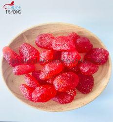 Großverkauf trocknete Früchte getrocknete Erdbeere konservierte Erdbeere