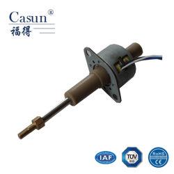 Motore passo a passo lineare magnetico girante di CC Pm di 15 gradi