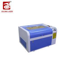60W 소형 아크릴 목제 또는 고무 이산화탄소 Laser 조각 절단기 Jl-K6040
