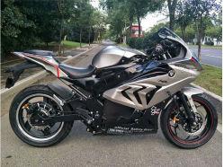 Schnelle moderne neue Art-elektrische Motorräder mit breitem Gummireifen
