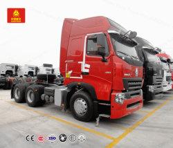 Camion del trattore del camion di rimorchio di HOWO A7 6X4 420HP