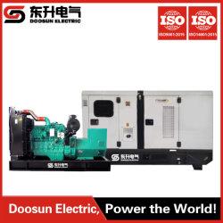 generatore insonorizzato silenzioso eccellente aperto del piccolo di potere 10kv/20kVA/30kVA/40kVA/50kVA generatore elettrico diesel portatile del generatore con Cummins Engine