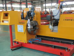 Profil du tuyau de machines CNC