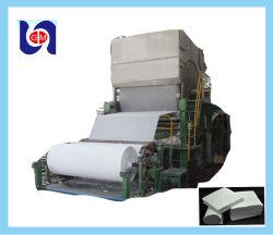 ماكينة ورق المراحيض (1760 مم)، مصنع إعادة تدوير ورق بطاقات النفايات