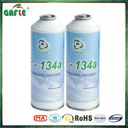 Gas Refrigerant automatico del refrigerante di CA Freon di elevata purezza R134A di Gafle/OEM