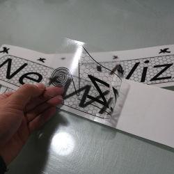Ab Werk Preis-anhaftendes freies verpackenaufkleber-Drucken