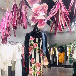 Montra Pendure decoram o salão de exposições de decoração Arte Papel Bolha Decoração Floral