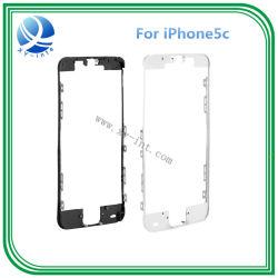 Parte dianteira da estrutura da tela de toque do digitalizador para iPhone 5c Tampa intermediária