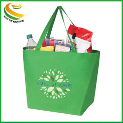 Promoção saco de tecido PP Tote Bag sacolas de supermercado (EP-WB01)