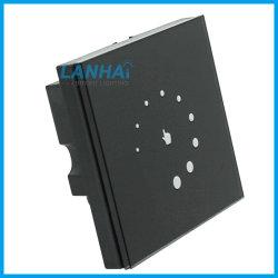 12-24V 4A 1チャネルLEDの壁の接触パネル単一カラー調光器のコントローラ