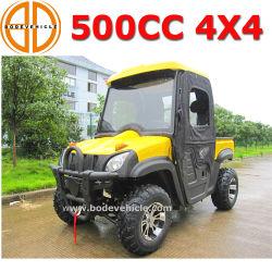 Geprophezeite Qualität sicherlich 500cc 4X4 UTV für Verkaufs-Fabrik-Preis