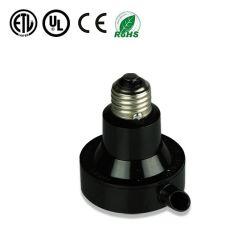 E26/E27 de thermische Controle van de Foto van de Houder van de Bol van de Sensor van de Fotocel van de Schakelaar voor Alle Lampen