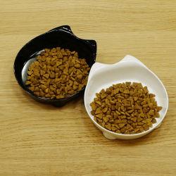 Tazón de la Mascota Melamine Anti-Skid lindo gato tipo Cat Cat oídos Bowl Productos PET
