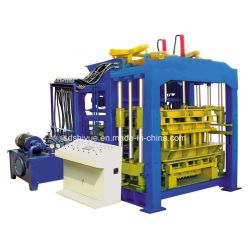 Блок автоматического8-15 Qt/пресс для производства кирпича