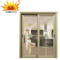 Nuevo diseño de aluminio decorativo de la puerta de aseo (SC-AAD138)