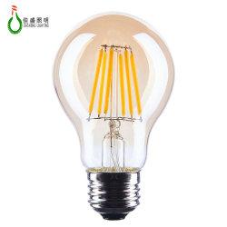 LEIDENE van duidelijke LEIDENE de Edison Filament Bulb E12 E17 van Gloeilampen 8W 6W 4W 2W C35 A60 110V 220V E14 E27 Uitstekende Bol van de Gloeidraad