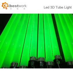Magic Tube Lampe linéaire 3D de l'événement décoration lumière Bar de Nuit