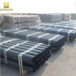 ASTM A888 Tubos de solo de Ferro Fundido com pintura de betume preta