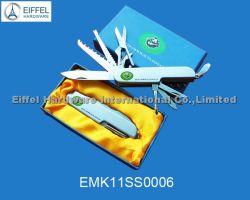 Cuchillo militar con caja de regalo el embalaje (EMK11SS0006)
