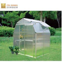 Hot Vender Casa jardín con lámina de plástico