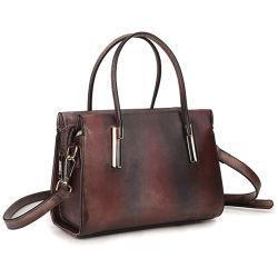 حقيبة مصممة جديدة من نوع أريفل جيدة الجودة حقيقية جلد البقرة المساعدون حقيبة يد النساء Purse