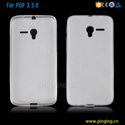 Pudding cas TPU souple pour Alcatel Pop 3 5.0