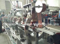 Heiße Folien-Aushaumaschine für Belüftung-Fenster-Profil und Tür-Vorstand