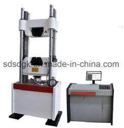 1000kn les propriétés du matériau de recherche et de contrôle de la qualité de l'utilisation/Tension de traction/tirant de l'équipement de test/instrument/machine