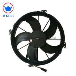 De Ventilator van de Condensator van de Voorwaarde 24V gelijkstroom van de Lucht van de Bus van de hoge snelheid