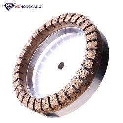 Diamant-interne segmentierte Diamant-Schleifscheibe für Glasmaschine