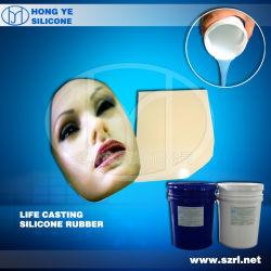La gomma di silicone del pezzo fuso di vita per fa la mascherina con la gomma di silicone più bassa di restringimento RTV2