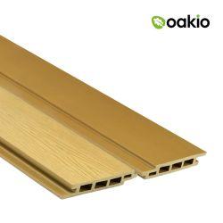 [3د] منتوج بلاستيكيّة خشبيّة [كلدّينغ] [وبك] أرضية خشبيّة خارج خارجيّة أغطية حد يبني [ولّ بنل] زخرفيّة