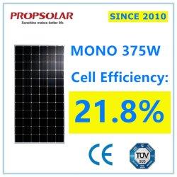 25 PV van het Huis van de Garantie van het Zonnepaneel van de Energie jaar van het Systeem van de Macht 375W voor Huis