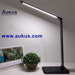Los ojos Aukus plegable de protección de las luces de LED de escritorio Mesa de luz para los niños lámpara de lectura