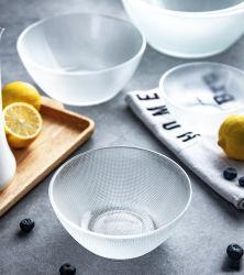 Glassalat-Filterglocke-Glassüßigkeit-Filterglocke-Glasfrucht-Filterglocke