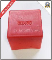30X30 Square de bouchons en plastique pour le mobilier ou les tubes (YZF-E39).