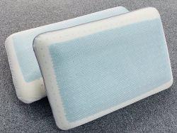 Neuer Entwurf kühles PCM, das Breathable Speicher-Schaumgummi-Kissen (YFP042, beschichtet)