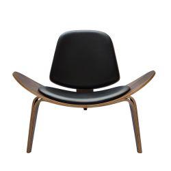 Большинство моды в итальянском стиле поза трехногой Lounge стул для гостиной датской мебели Тантра Председателя